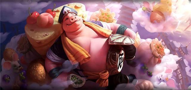 王者荣耀:猪八戒彻底沦为冷门,无心留恋峡谷,奔月去找嫦娥了?