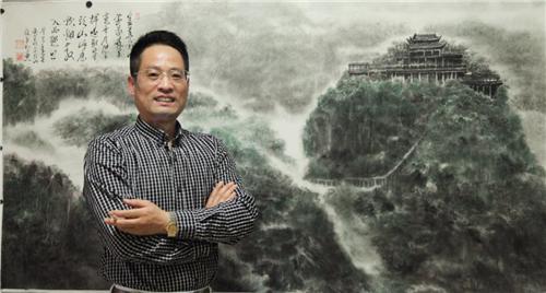 中国艺术人物专题报道——徐平