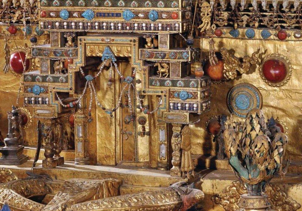 布达拉宫的三个千年秘密,有一个至今无答案