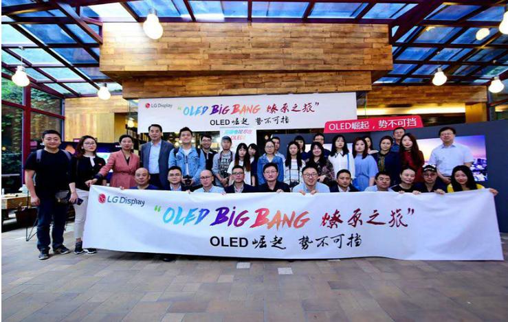 OLED势不可挡  中国即将进入OLED时代-最极客