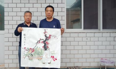 德孝中华周刊:书香世家 花鸟书画家李德生