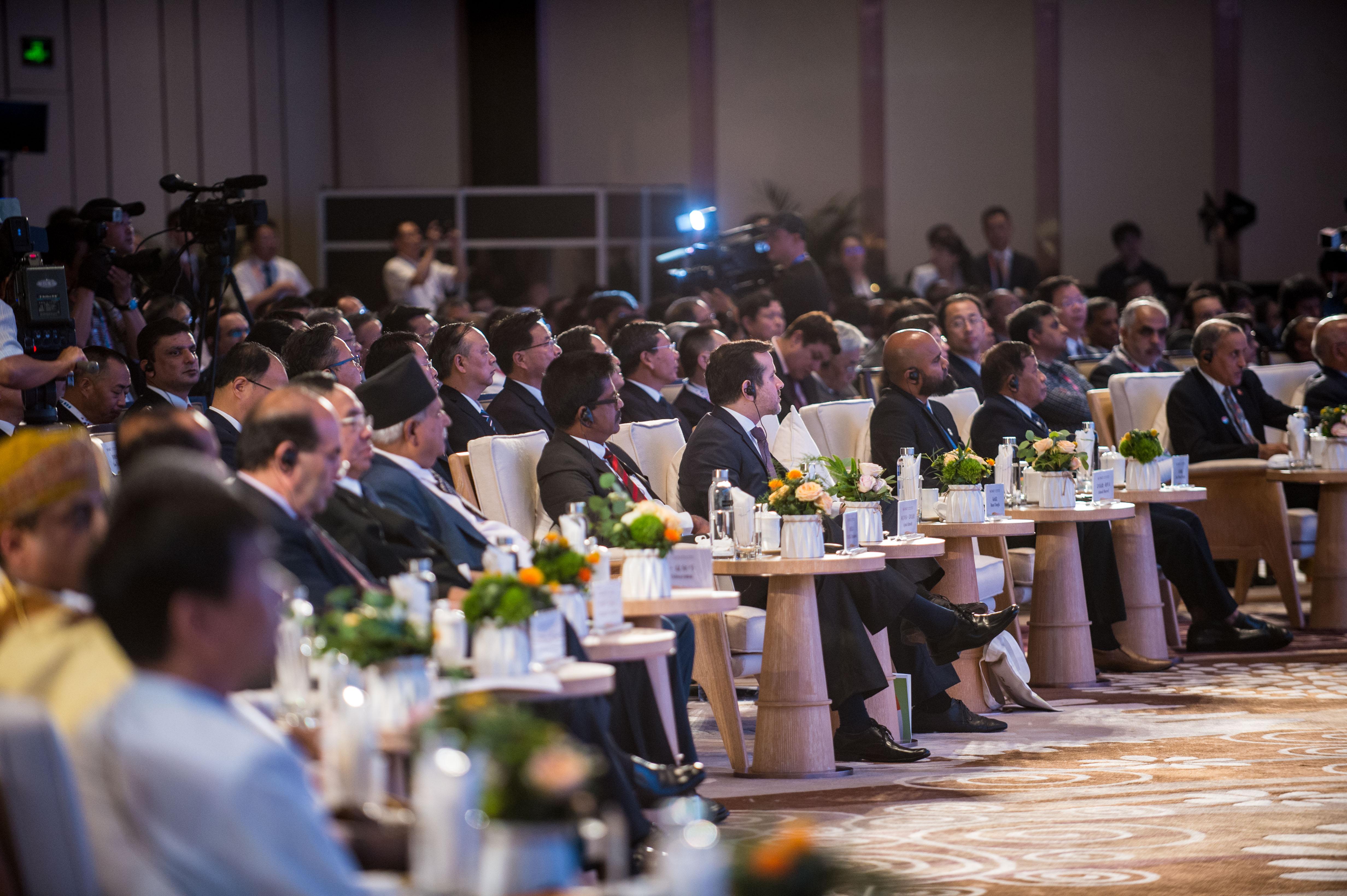 第二届中国-南亚合作论坛在玉溪举行