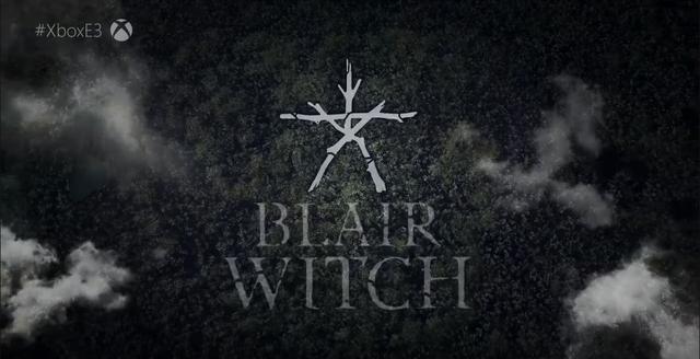 E3:恐怖新作《布莱尔女巫》公布 女巫来袭玩家吓尿