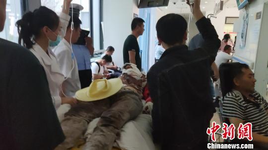 秦岭受黑熊袭击失联博士被找到 目前已入院治疗