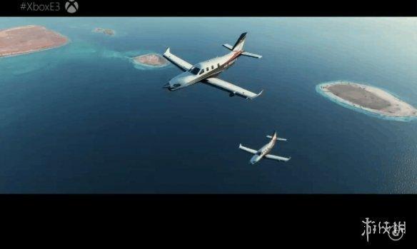 E3:《微软模拟飞行》新作预告公布 真实飞行体验