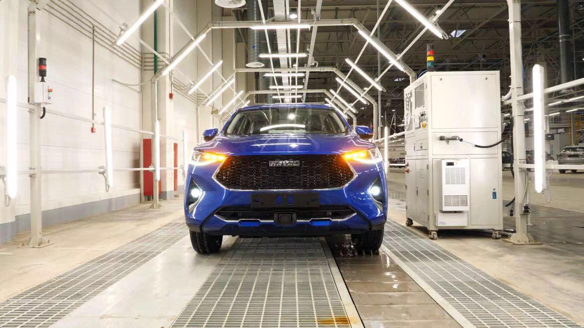 全球车哈弗F7带领中国汽车品牌追梦世界