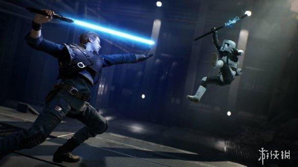 E3:《星战:陨落的武士团》官方截图 光剑战斗爽爆