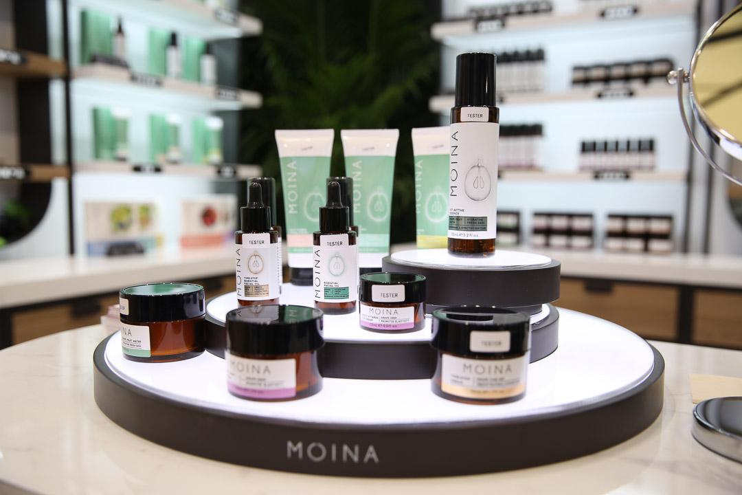 澳洲天然護膚品MOINA莫伊納進駐中國市場