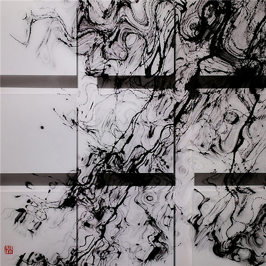 """国际艺术网站""""每日艺术杂志"""":一丝怀旧——傅文俊的艺术"""