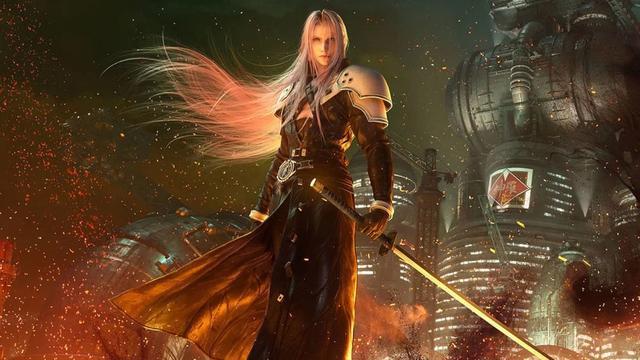 E3:《最终幻想7:重制版》萨菲罗斯新图展示