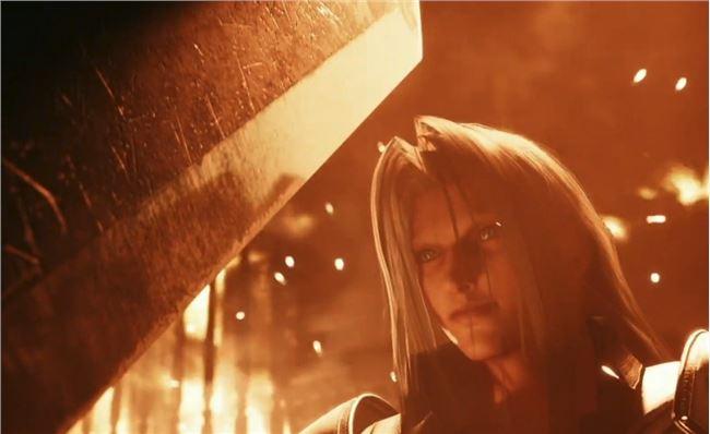 最终幻想7重制版11日超长视频演示 FF7重制版萨菲罗斯/蒂法出镜