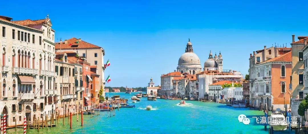 水上都市威尼斯,如此浪漫的城市让人怎么不爱?