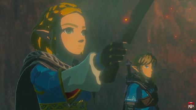 《塞尔达传说:旷野之息》续作公布 游戏正在开发中