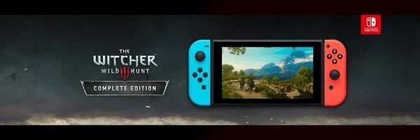 E3 2019:《巫师3》NS版分辨率540P 含完整版所有内容