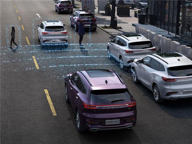 5G时代智能车型的代表作 EXEED星途霸气来袭