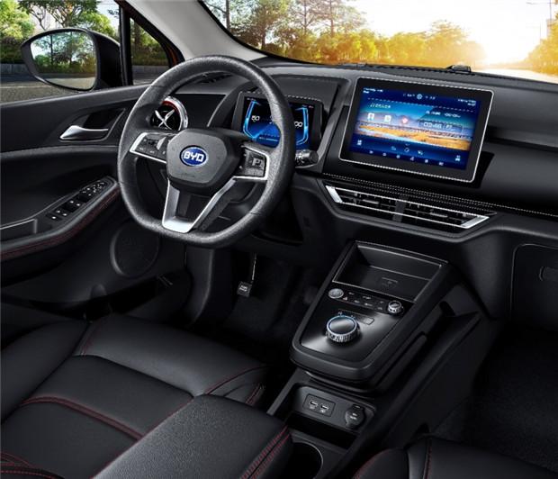 比亚迪e系列首款SUV上市在即 S2售价引发消费者关注