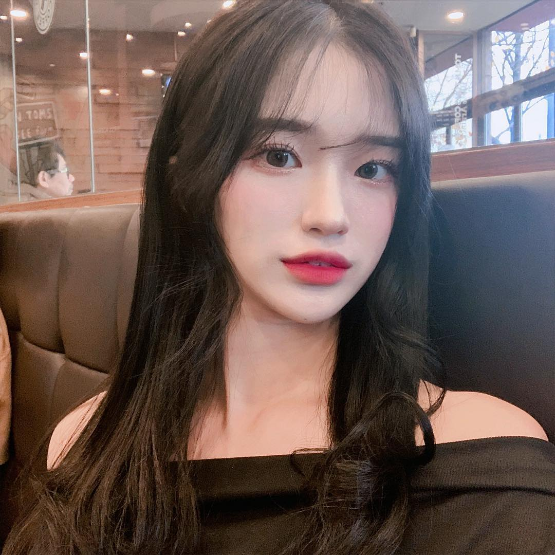 韩国美女模特,清秀冷艳,气质女神,合辑40张