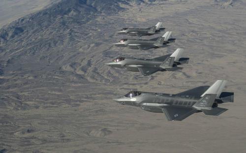 美国往德国增驻一个F35战机中队_德国新闻_德国中文网