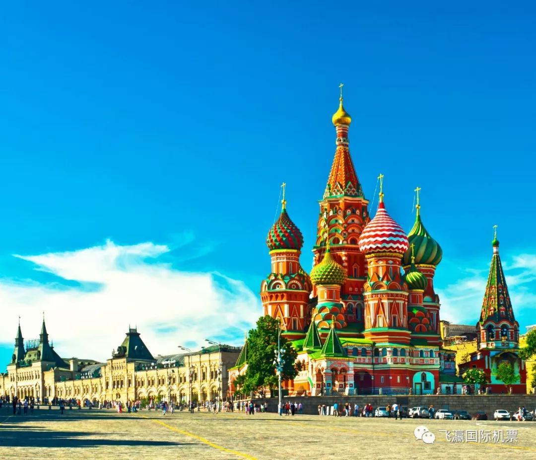 和朋友去莫斯科旅游的正确打开方式