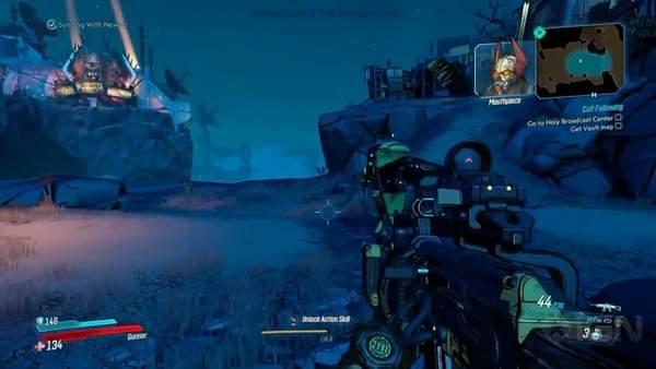 IGN《无主之地3》新实机演示 熟悉的配方熟悉的味道
