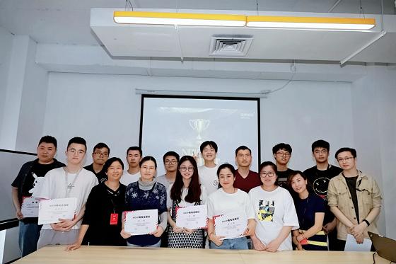 傲梦编程举行2019年度NOIP教练培训结业仪式