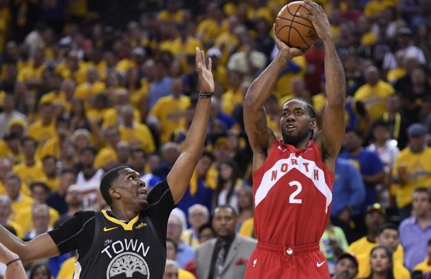 猛龙战胜勇士夺冠缔造三大传奇:NBA总冠军首次归属加拿大球队