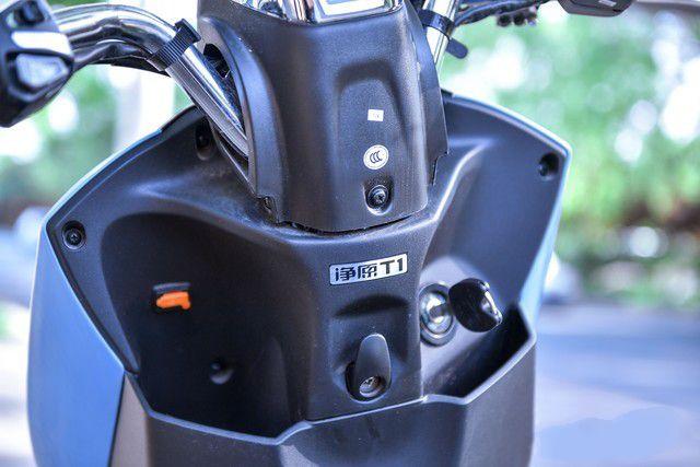 本田净原T1电动摩托车评测 安全配置高舒适性好