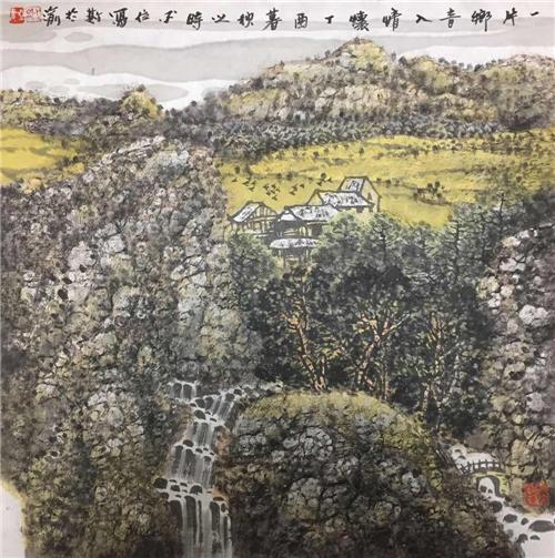 2019最具收藏潜力画家:杨必位
