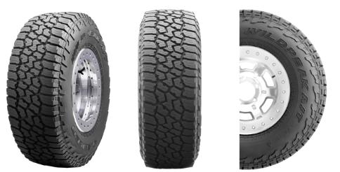 飞劲为2020款吉普 Gladiator提供原配轮胎 汽车殿堂