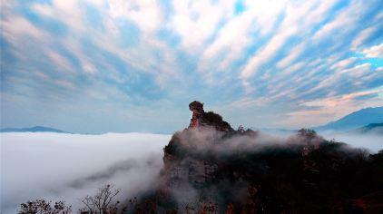 三明泰宁猫儿山国家森林公园