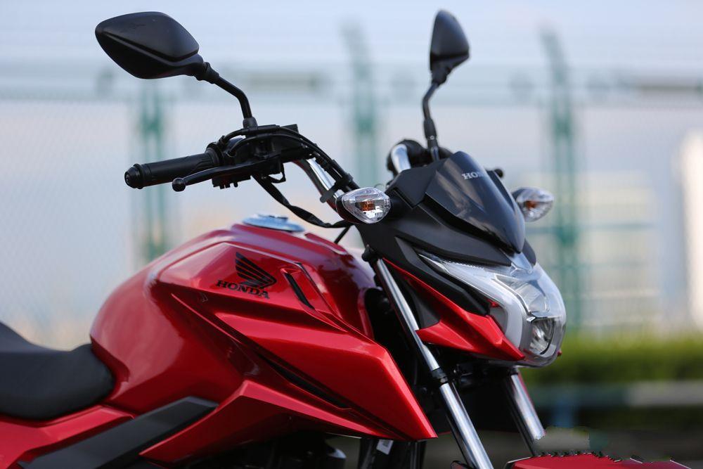 新大洲本田CBF125R试骑体验_精品入门合资125cc