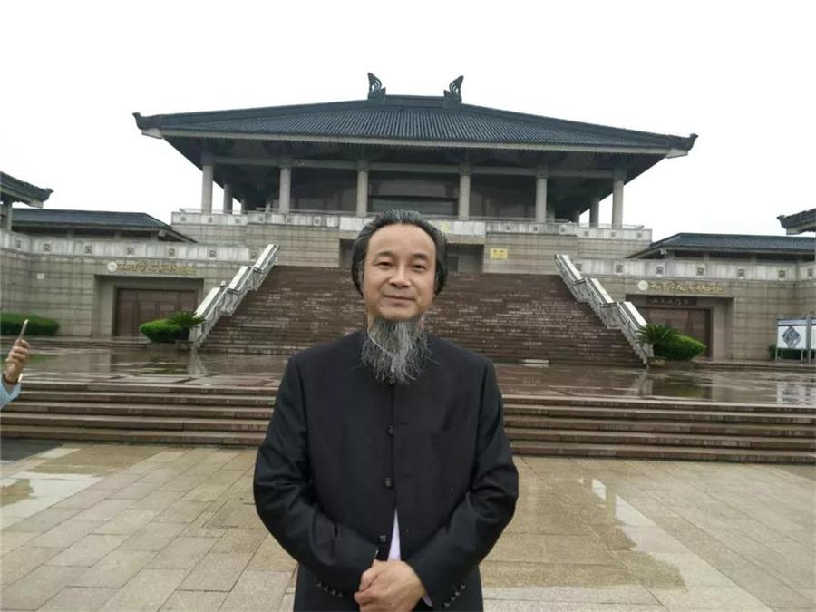 从中国历代画竹名家到当代画竹传承人——金晓海