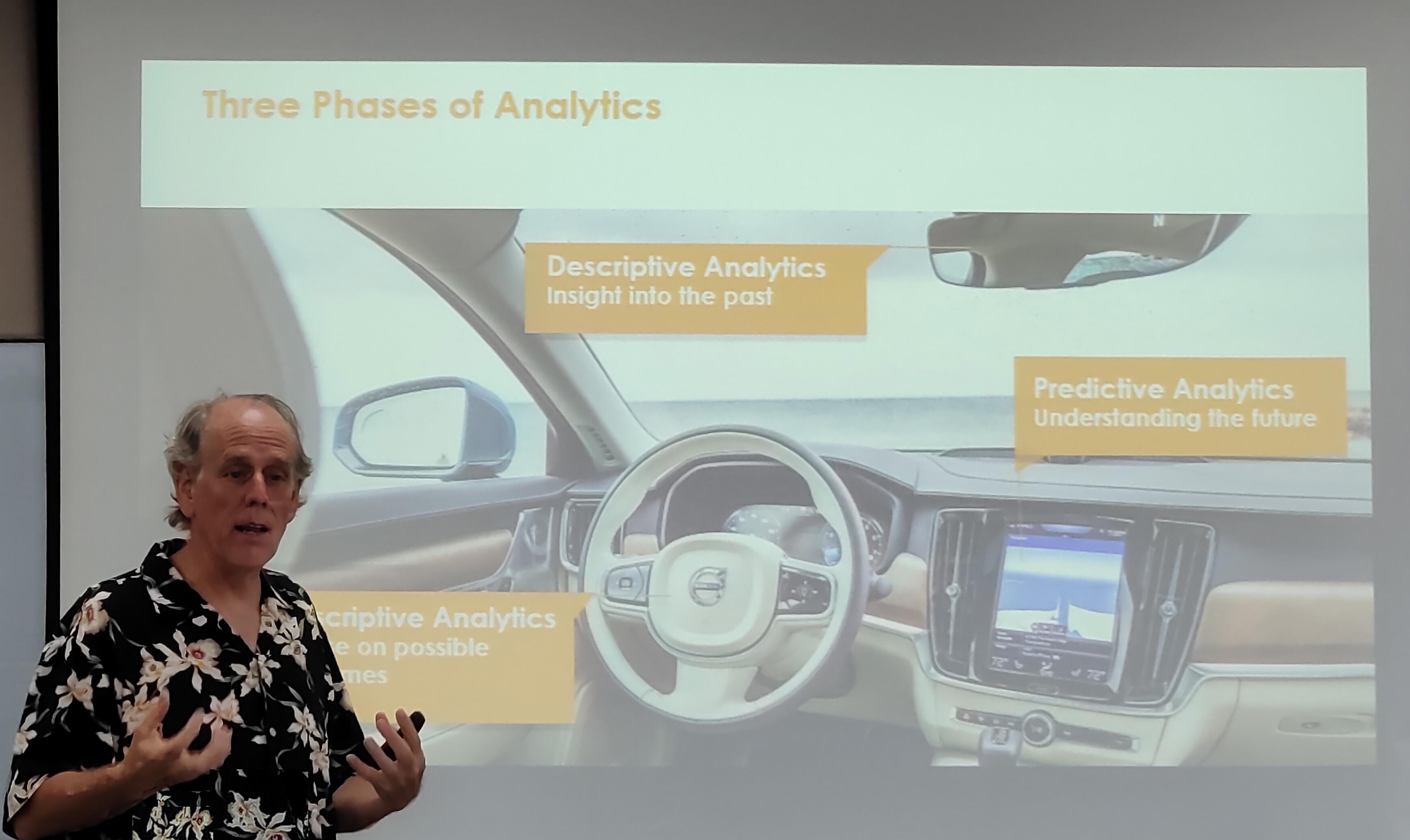 Teradata CTO宝立明:高级分析将成主流 未来属于机器学习时代