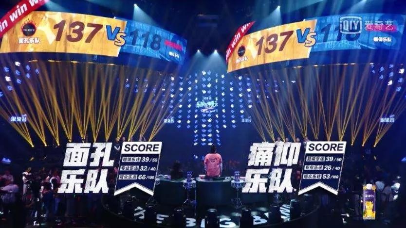 被《乐队的夏天》翻上台面的中国摇滚难能火吗?