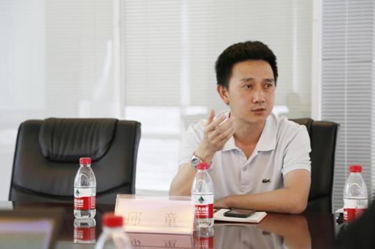 上海建科檢驗有限公司邱童:自如企業標準建設讓行業取得再突破