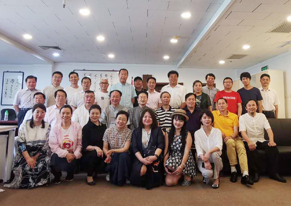 王岳川任人民日报海外网国学研究院首任院长