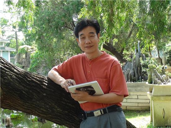 中国美术人物:著名画家高坤水