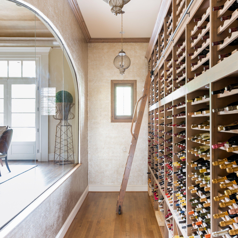 最新潮流酒窖设计和定制酒架设计