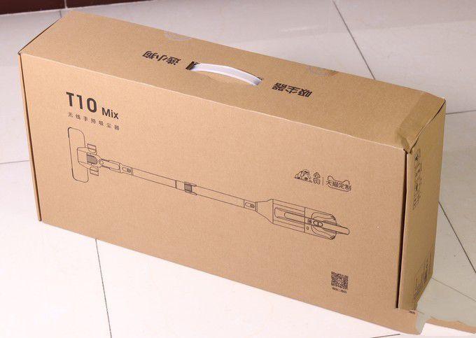 小狗 T10 Mix无线手持吸尘器 999元 不弯腰 日本电机