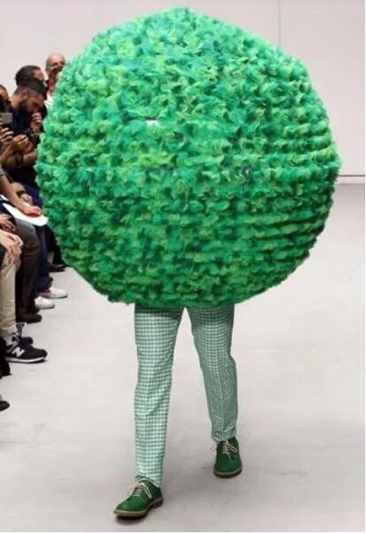 时装设计师的脑洞,恕我难以承受~~~~