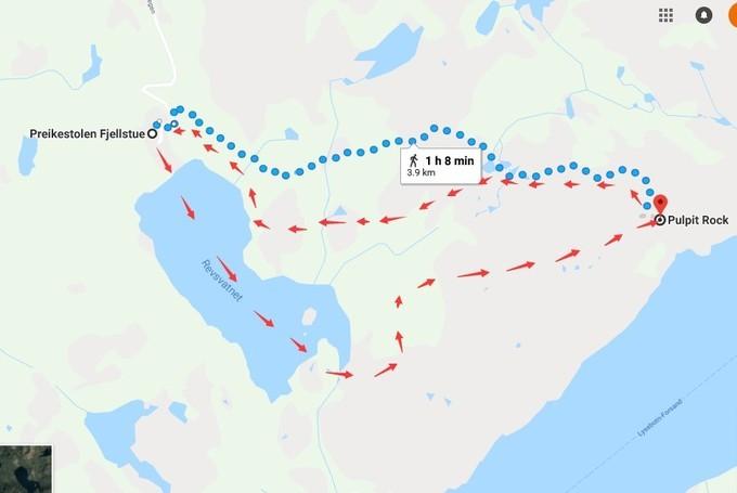 布道石探索路线图