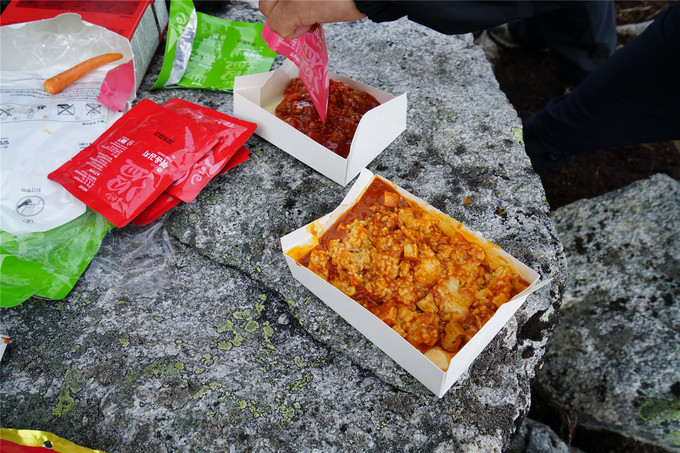 韩国大哥的午餐