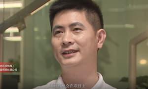 陈洪伟:白手起家,给澎湃的心一个交代