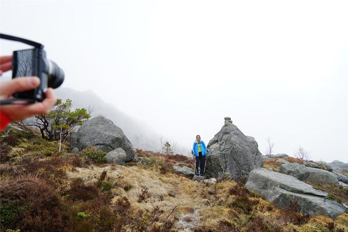 布道石拍摄好位置