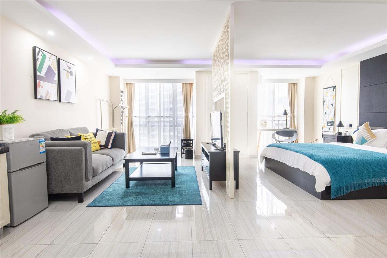 Svidon公寓:连锁经营8年,是中国短期出租公寓的领先品牌