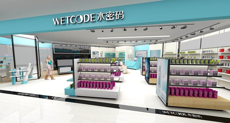 美容化妆品零售空间设计