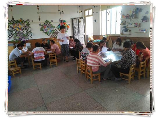 评议促提升――海安市南莫镇邓庄幼儿园开展家长满意度测评工作
