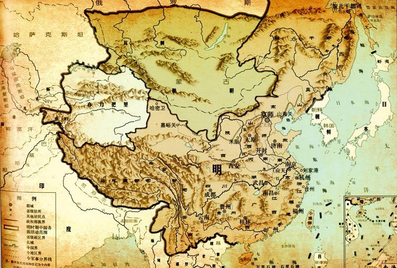"""增地2.8亿亩""""一条鞭法""""的推行与终结,对明朝中后期的影响_征收"""