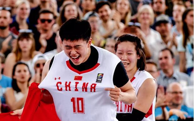 中国篮球第一个世界冠军,突破背后蕴含什么价值
