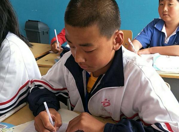 黑龙江拜泉县一个13岁孩子的期望